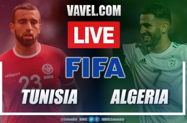 Goals and highlights: Tunisia 0-2 Algeria in international friendly match