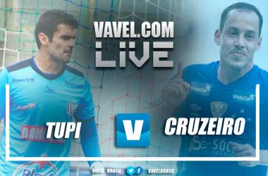 Resultado Tupi 0 x 3 Cruzeiro pelo Campeonato Mineiro