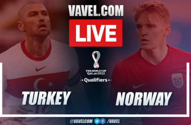 Highlights and goals: Turkey 1-1 Norway in 2022 Qatar World Cup Qualifiers