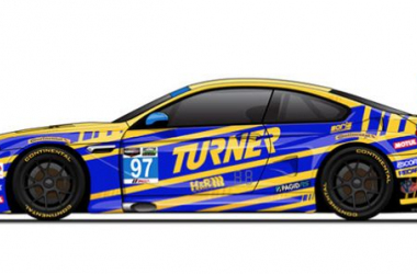 Andy Blackmore's design of what the M6 GT3 will look like in Turner's iconic colors.