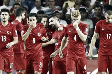 A caminho do Euro: Turquia (Foto: SuiteSport)