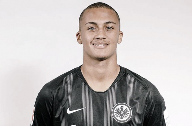 Foto:Divulgação/Eintracht Frankfurt