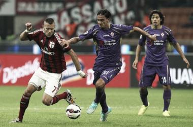 Fiorentina - Milan: chi rialza la testa?