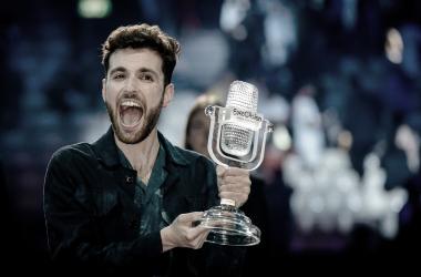 Duncan Laurence, ganador del Eurovision Song Contest 2019 // Image: Twitter: dunclaurence