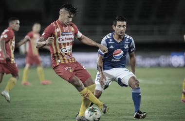 Puntuaciones de Millonarios en su visita al Deportivo Pereira