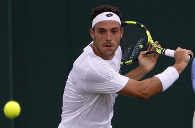 L'azzurro sul verde di Wimbledon: impresa Berrettini, cade Cecchinato