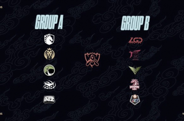 Definidos os grupos do Mundial de League Of Legends 2020