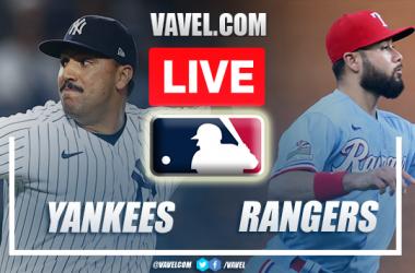 Highlights: New York Yankees 7-1 Texas Rangers in MLB