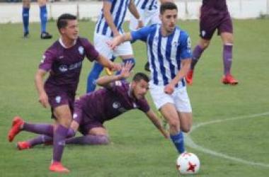 Dos zarpazos de Caye Quintana sacan al FC Jumilla del descenso