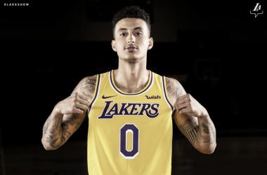 Kyle Kuzma cree que la gente subestima a los nuevos Lakers