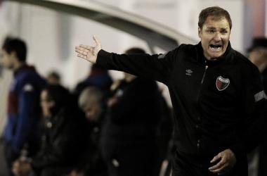 Darío Franco analizó varios conceptos previo al clásico ante Unión | Foto: TyC Sports