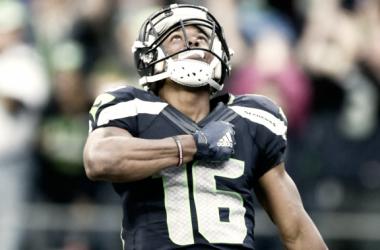 Tyler Lockett/ Foto: Seahawks.com
