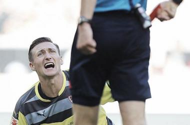 Stuttgart in goalkeeper crisis as Tyton misses match against Hertha