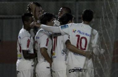 Universitario jugó la final del Torneo Apertura frente a Juan Aurich en 2014. (Foto: depor.pe)