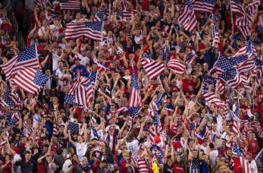 The city of St. Louis will benefit from the USMNT coming to town, and no other cities will suffer from this happening. Photo provided by U.S. Soccer.