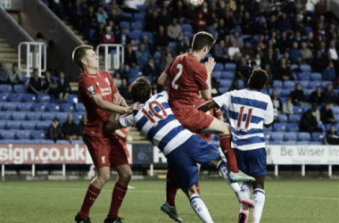 Reading U21s 2-1 Liverpool U21s: Reds fall to defeat against Young Royals