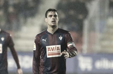 Dani García se despide de la SD Eibar tras 6 años en el club | Foto: SD Eibar