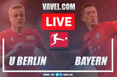 Gols e melhores momentos Union Berlin 0x2 Bayern de Munique pela Bundesliga