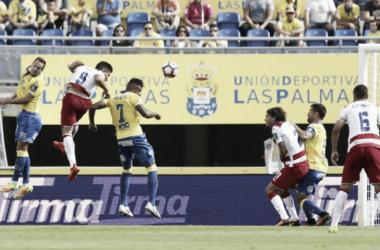 Registro histórico de goles de la UD: nueve tantos en dos partidos