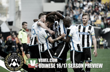 Udinese2016/17 Season Preview | Photo: Cammy Anderson/VAVEL