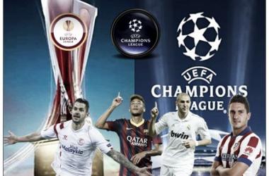 Liga Europa e «Champions»: 'Nuestros Hermanos' dominam a Europa