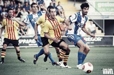 UE Sant Andreu - CD Alcoyano: a empezar el año con buen pie