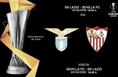 Dieciseisavos de Final Lazio SS vs Sevilla FC | Foto: UEFA Europa League