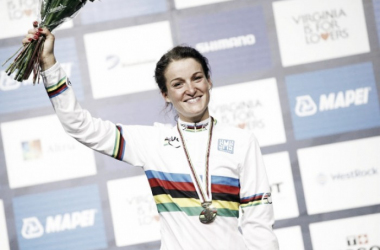 Lizzie Armitstead will take part in the 2016 Tour de Yorkshire (image via: cyclingweekly)