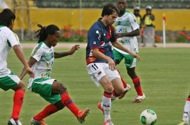 Deportivo Quevedo vs. Deportivo Quito, así lo vivimos