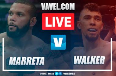 Resultados e Melhores momentos: Marreta x Walker no UFC Vegas 38