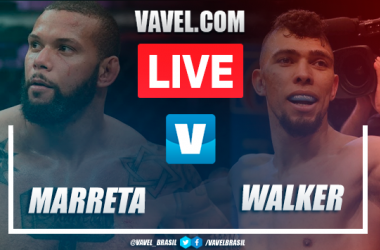 Results and Highlights: Marreta vs. Walker at UFC Vegas 38