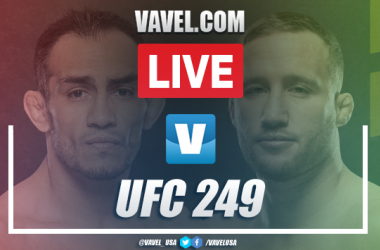 Results and Highlights: Ferguson vs Gaethje in UFC 249