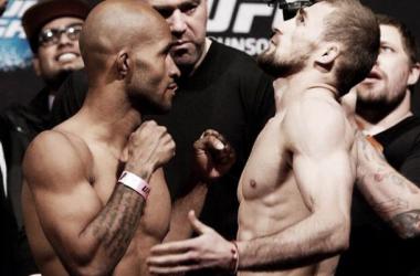 UFC 174: combate Johnson - Bagautinov