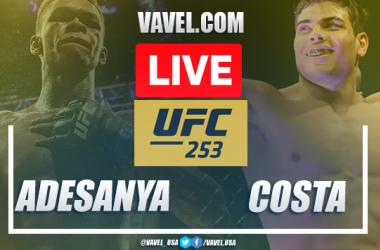 Result and Highlights: Israel Adesanya vs Paulo Costa in UFC 253