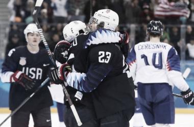 USA vs Eslovaquia | CBSsports.com
