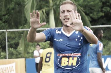 Volante fez apenas dois jogos com a camisa do clube mineiro (Foto: Matheus Adler/VAVEL Brasil)