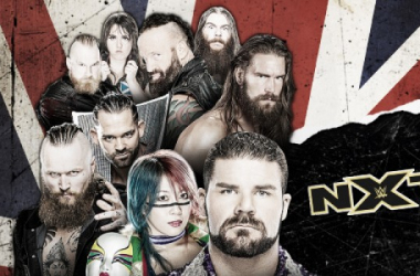 NXT tours the UK this June. Photo- WWE.com