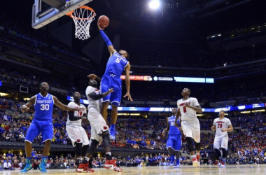 Kentucky and Louisville have given the world some classic encounters over the years, and few were better games than when they met in the Final Four in 2012. (Photo credit: USA Today)