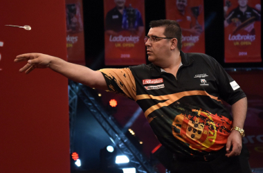 A story of three deciding legs - an analysis of José De Sousa's UK Open