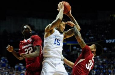 SEC Final: Kentucky Defeats Arkansas To Win SEC Tournament Championship
