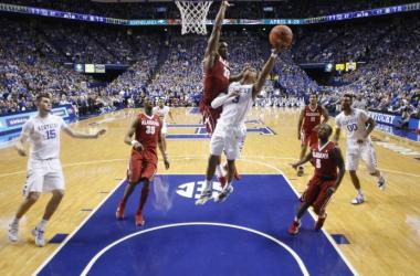 Kentucky Wildcats Blowout Alabama Crimson Tide 78-53; Alex Poythress Returns