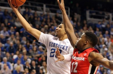 Result Kentucky Wildcats 93-80 Georgia Bulldogs in SEC Tournament Semifinal
