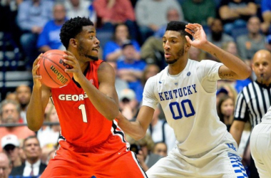 SEC Tournament: Kentucky Wildcats Pull Off Comeback Win Against Georgia Bulldogs, Advance To Final