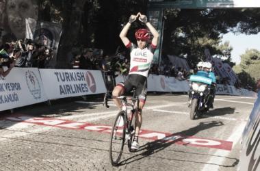 Diego Ulissi conquistó la etapa reina | Foto: Tour of Turkey / Vestel