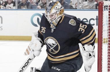 Linus Ullmark se lesiona mientras que el retorno de Tarasenko podría estar muy cerca | Foto: NHL.com