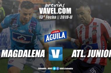 Previa: Unión Magdalena vs. Atlético Junior: Un nuevo clásico con necesidades distintas