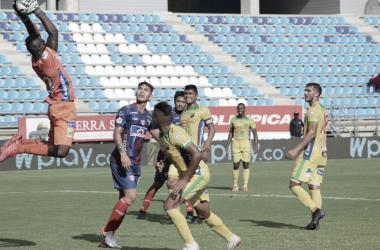 Unión Magdalena y un empate amargo ante Atlético Huila