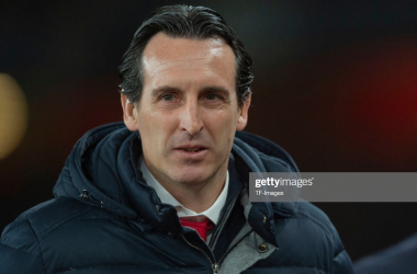 Unai Emery bids to win a fourth Europa League title| Photo credit: GettyImages- TFImages