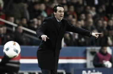 """Unai Emery: """"No estamos contentos con el resultado"""""""