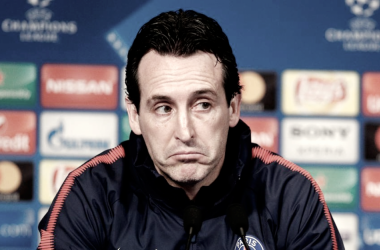 En la imagen, el técnico y jugador, Unai Emery anunciando que deja el PSG / Fuente: París Saint-Germain
